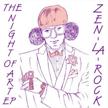 THE NIGHT OF ART EP / ZEN-LA-ROCK
