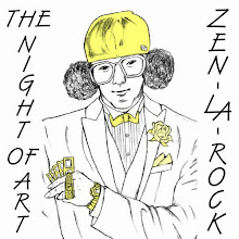 THE NIGHT OF ART / ZEN-LA-ROCK
