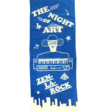 THE NIGHT OF ART TOWEL