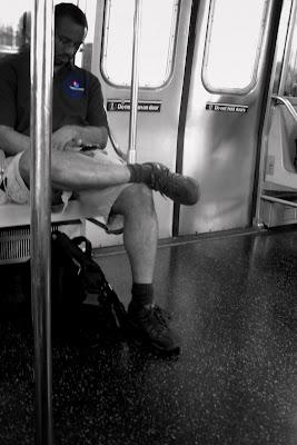 Die Swisscom in der New Yorker Subway