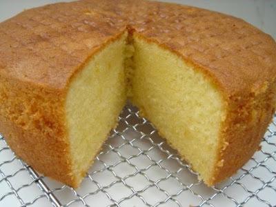 Peach Butter Cake