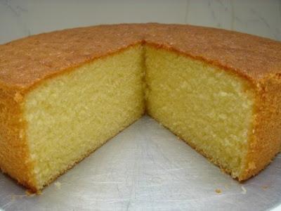 Yochana's Cake Delight! : Butter Cake