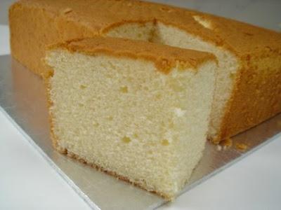 Yochana's Cake Delight! : White Butter Cake