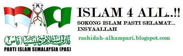PAS - ISLAM 4 ALL