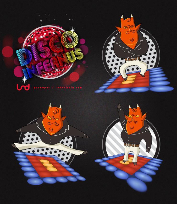 disco infernus por pocampos