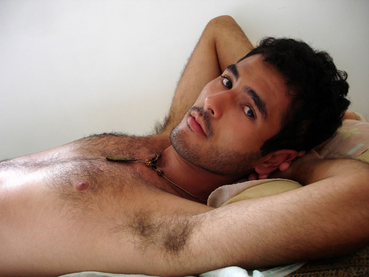 Teen armpit hair gay first time this is a 6