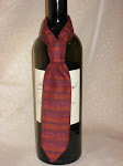 Wine Bottle Neck Tie