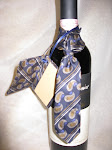 New  Wine Bottle Neck Tie