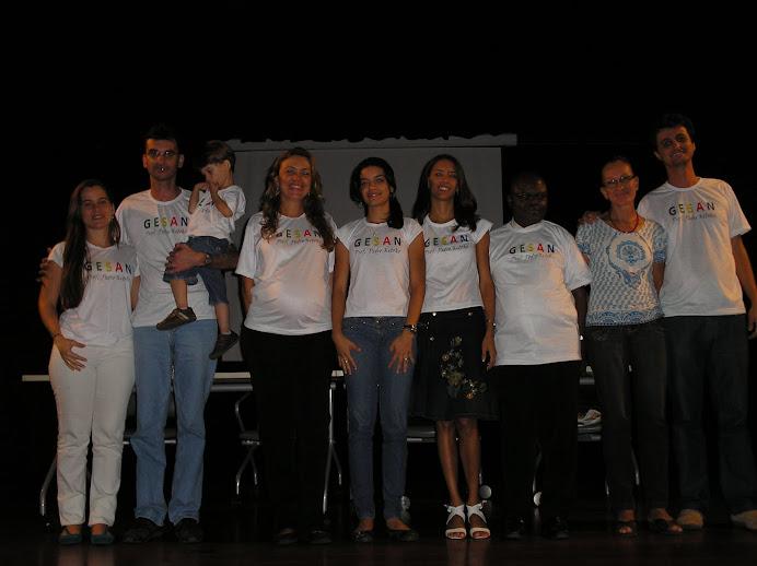 II Seminário do GESAN - Membros GESAN-Centro