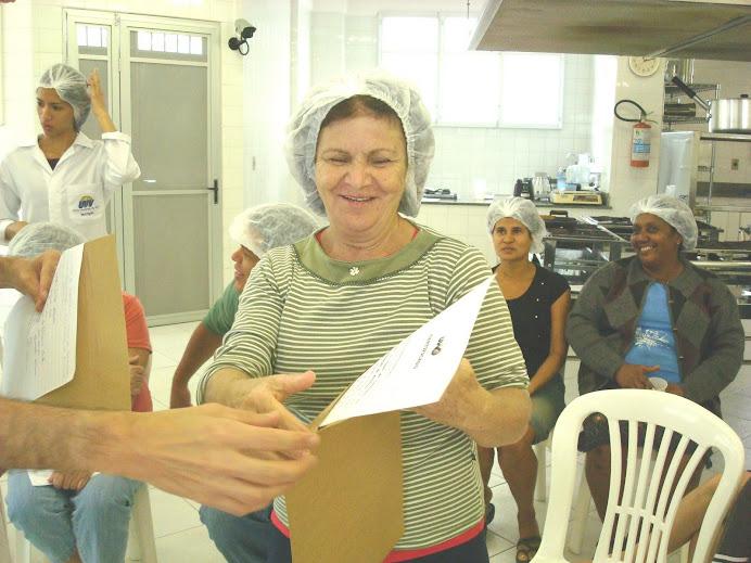Curso de Capacitação em Higienização e Manipulação de Alimentos - 27/09