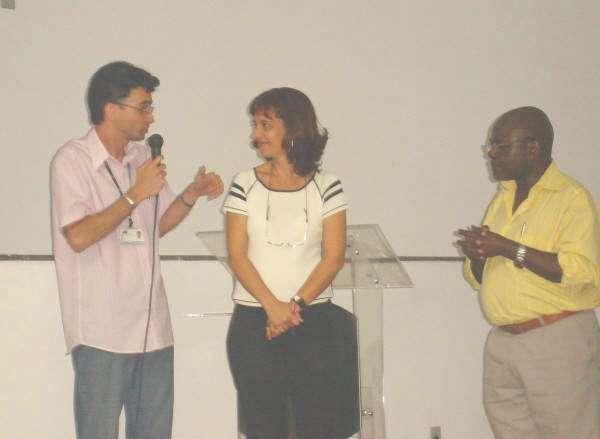 Homenagem à Profa. Ana Maria
