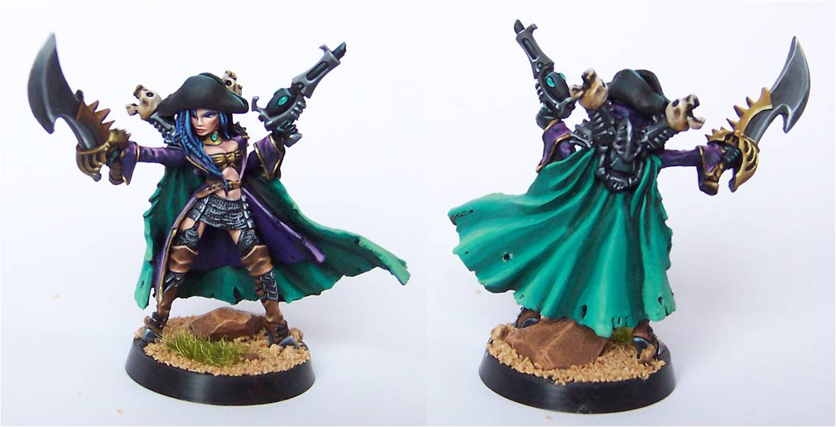 Painting Scheme Dark Elf style Pirate%2BQueen%2BFinal