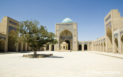 Kalyan Mosque in Bukhara