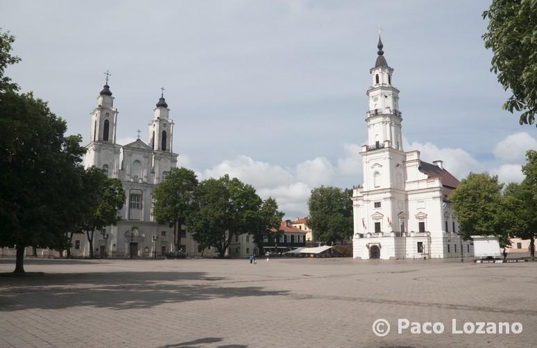 Plaza Mayor de Kaunas