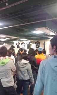 B'zライブジム in 大阪