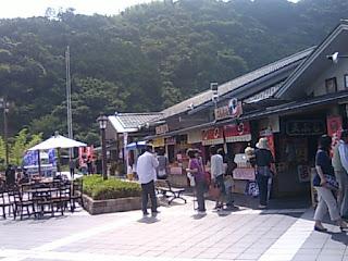 岸和田パーキングエリア