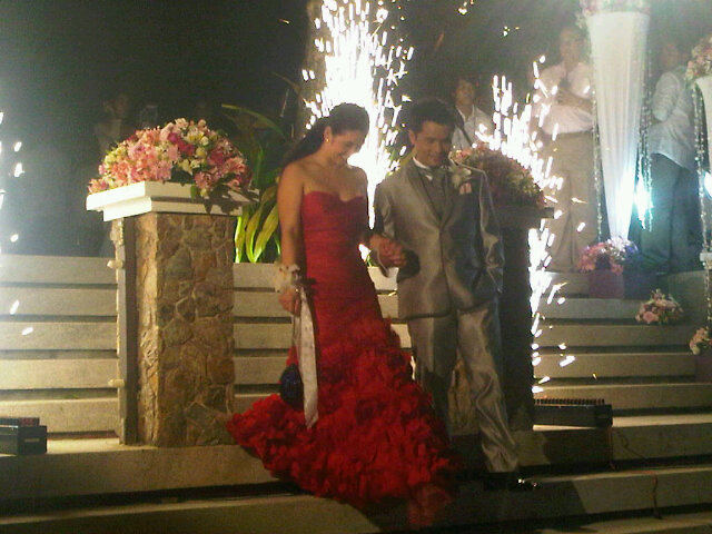 I Heart Regine Velasquezs Wedding Gown