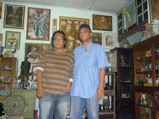 Bersama Hj.Zul Pontian