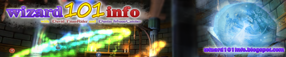 Wizard101 Information