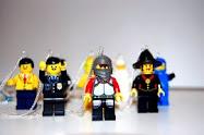 Fashionistas go fuzzy over lego !