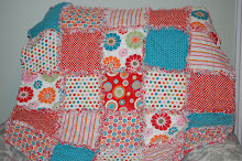 Just Dreamy Rag Quilt