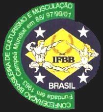 Confederação Brasileira de Culturismo e Musculação