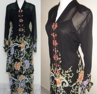 Bunga Design Baju Muslimah Joy Studio Design Gallery