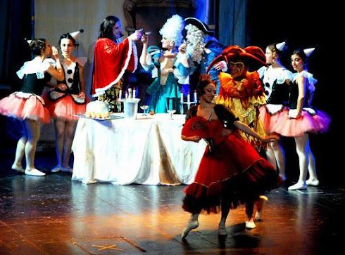 El Burgués Gentilhombre - Teatro Roma (Avellaneda)