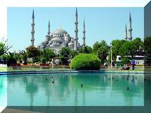 masjid biru Istanbul