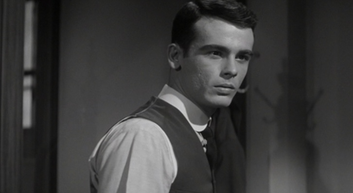 ... played by Gregory Peck and Spencer Tracy. Dean Stockwell (above) is ...