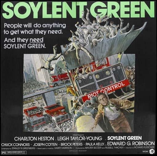 black hole reviews soylent green 1973 film vs book