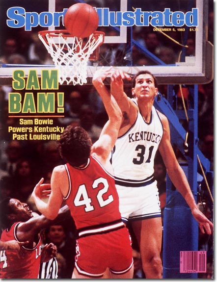 Sam Bowie Family Date  in 1983