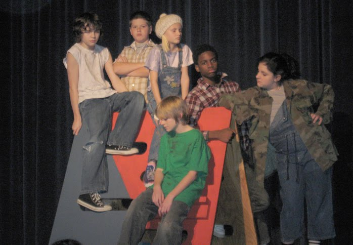 The Knight Shift: THE BEST CHRISTMAS PAGEANT EVER: 3 days to showtime!
