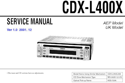 service manual electronics circuit diagrams cdvcddvd player sony cdx l350 wiring diagram  sc 1 st  Wiring Diagrams : sony cdx gt640ui wiring diagram - yogabreezes.com
