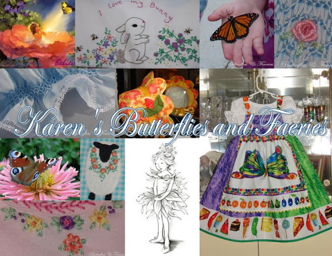 Karen's Butterflies and Faeries