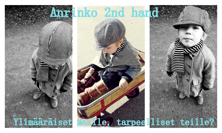 Anrinko 2nd hand