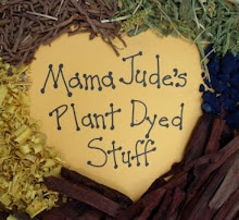 Mama Jude's Plant Dyed Stuff on Etsy