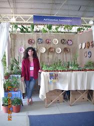 Participación en Feria Expo Comunitaria 2009