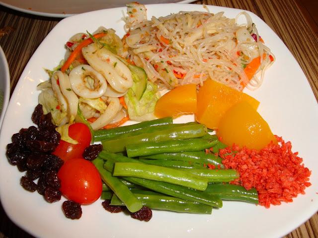 Swensons Salad Buffet