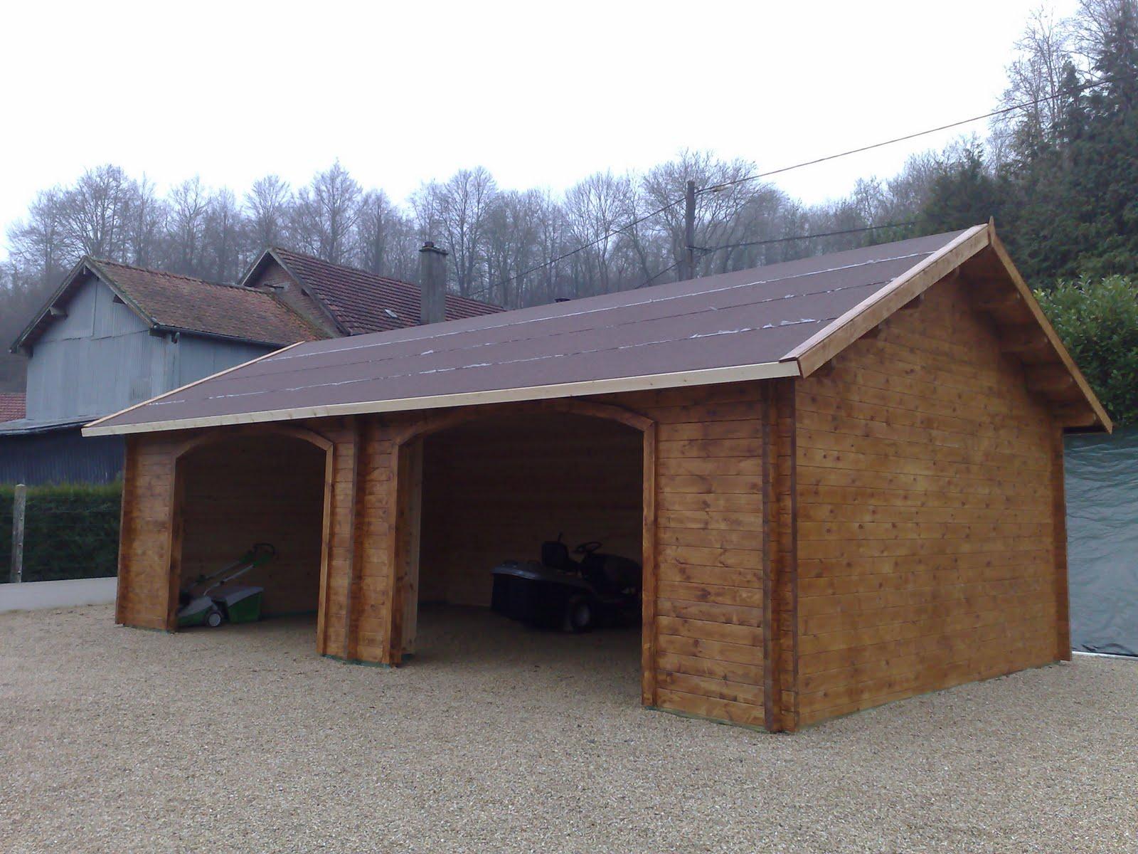 bienvenue chez amexdéco.: garages et abris voiture