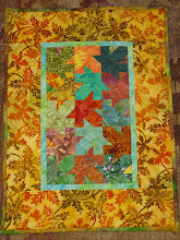 Fall Mini Swap Quilt