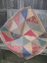 Warm &amp; Cozy Flannel Quilt