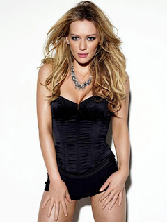 Hot hilary duff in lingerie ass bootyliciousmag pics