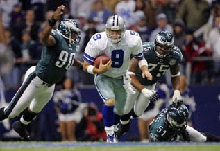 NFL Betting – Eagles, Cowboys Set For Round 3