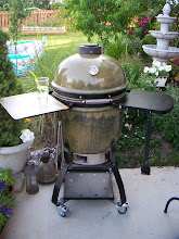 My hubby's best friend. The best grill hands down that we have ever owned.