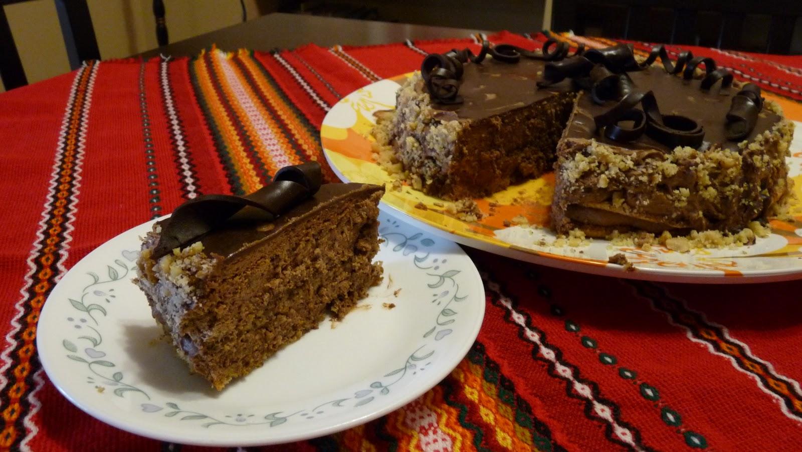 Торт гараш рецепт