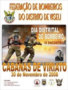 Dia Distrital Bombeiros-III Encontro