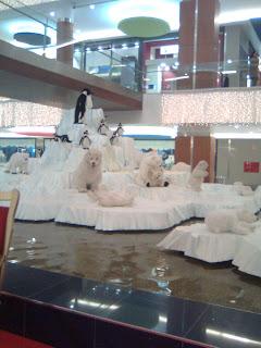 palacio do gelo, natal