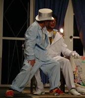 Teatro do clube Recreativo de S. Joaninho