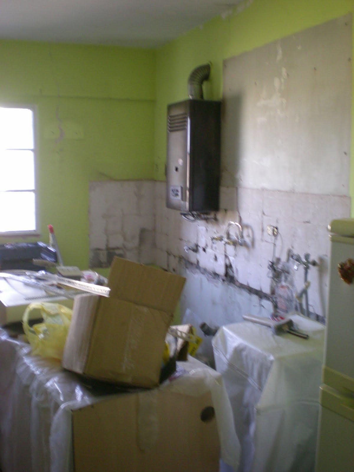 Reformas devoto refaccionar una cocina con poco dinero for Reformar piso con poco dinero